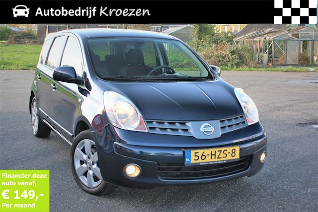 Nissan Note 1.4 Life Pack * Nette Auto * Airco *