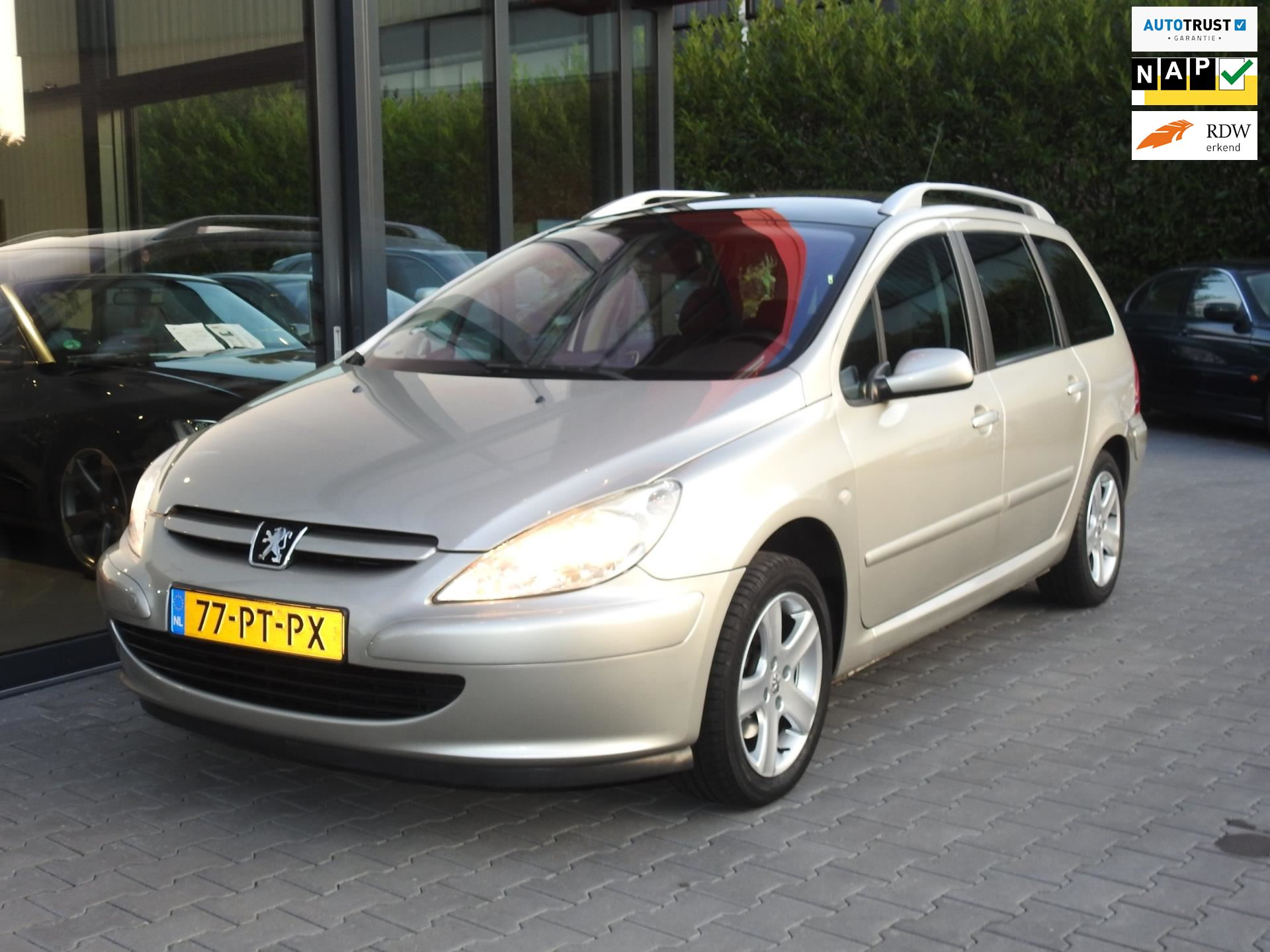 Peugeot 307 SW occasion - Rob Wolthuis Auto's