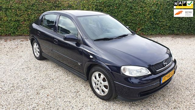 Opel Astra 1.6 Njoy 5Drs Airco