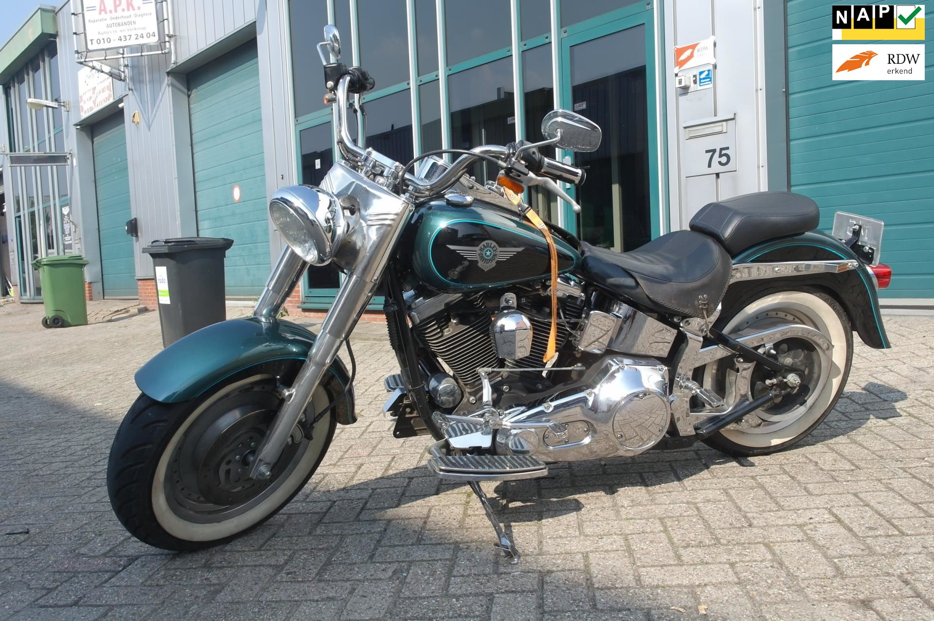 eigenbouw SOFTAIL occasion - Wolters Autohandel