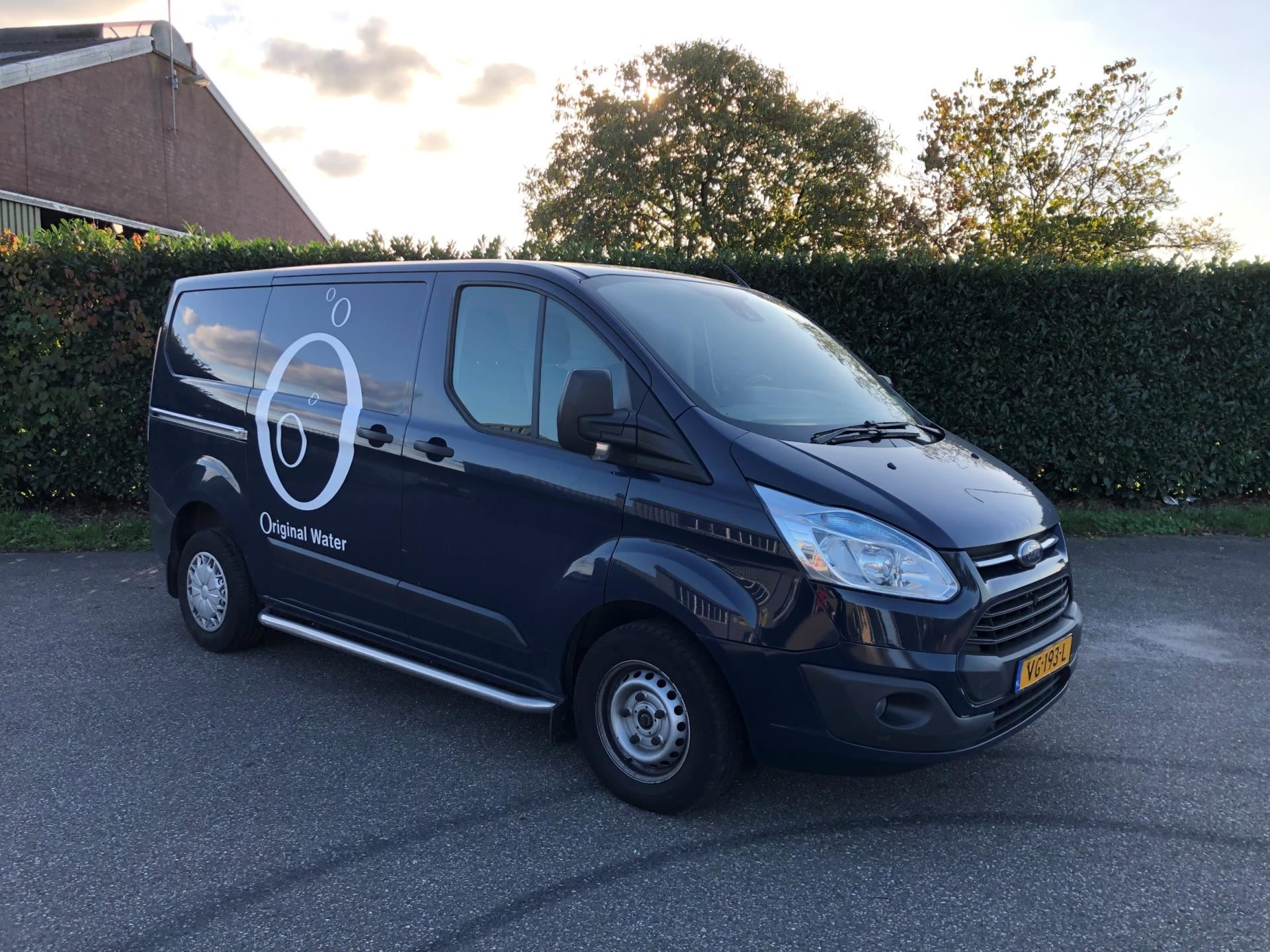 Ford Transit Custom occasion - Bartels Auto's