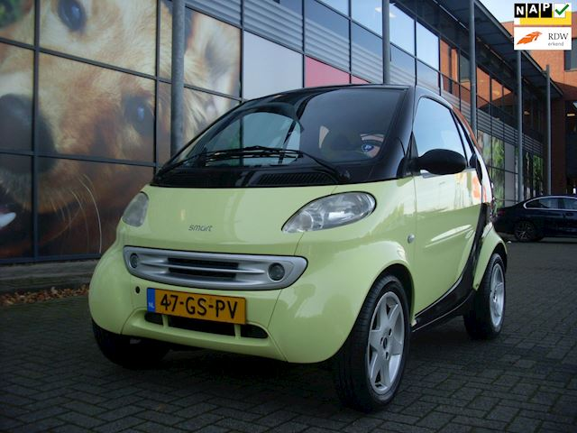 Smart City-coupé occasion - Verhoeven Cars