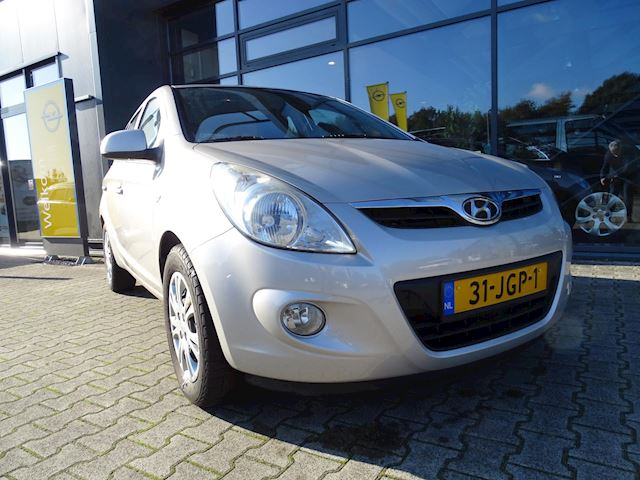 Hyundai I20 1.6 CRDi DynamicVersion Trekhaak