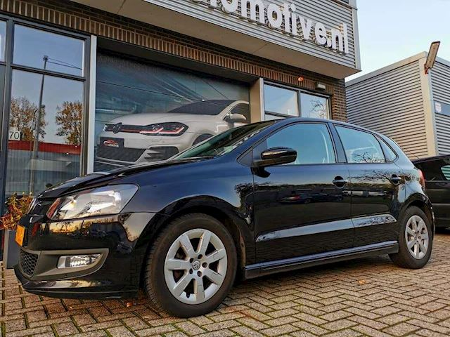 Volkswagen Polo 1.2 TDI BlueMotion NAVI CRUISE N.A.P BLEUTOOTH VELGEN 5 DRS