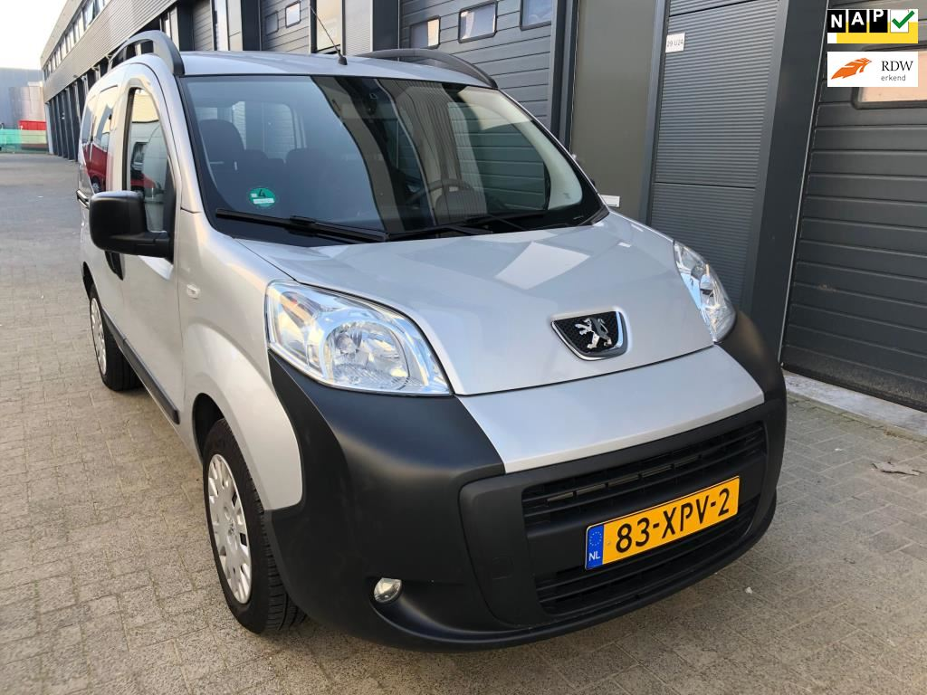 Peugeot Bipper Tepee occasion - Pascal Traa