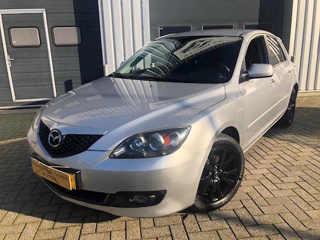 Mazda 3 1.6 CiTD Touring 135 DKM/UNIEK-NIEUWE-APK/DEALERONDERHOUDEN