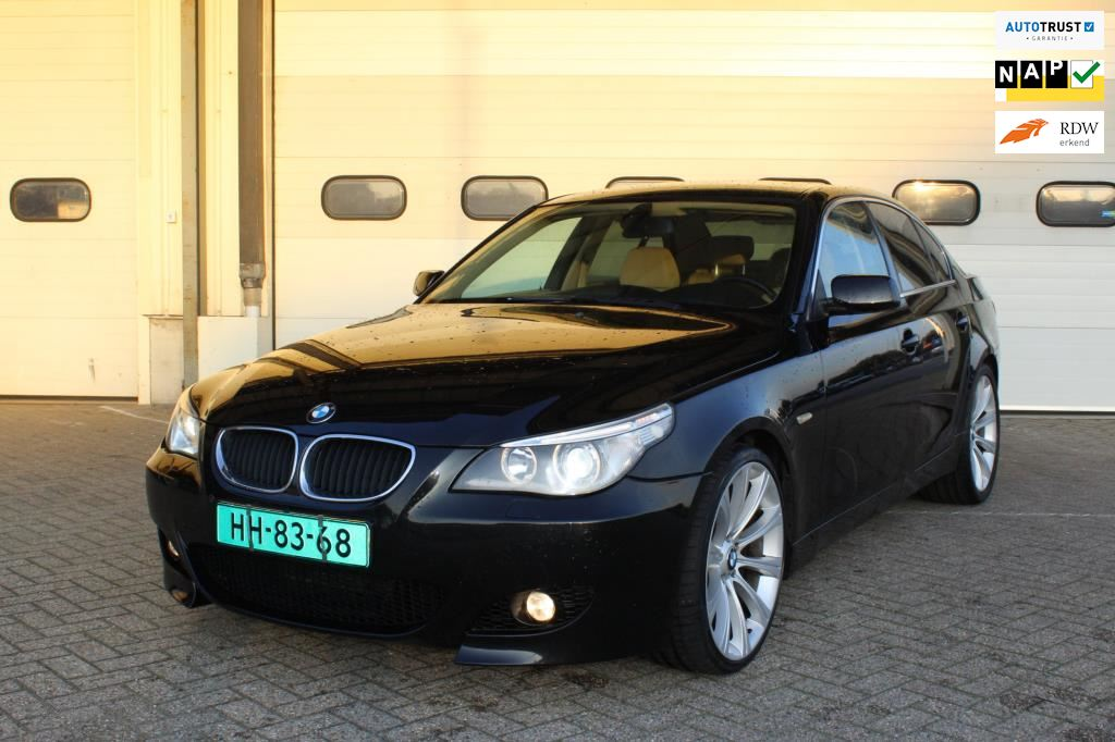 BMW 5-serie occasion - DAAN Automotive