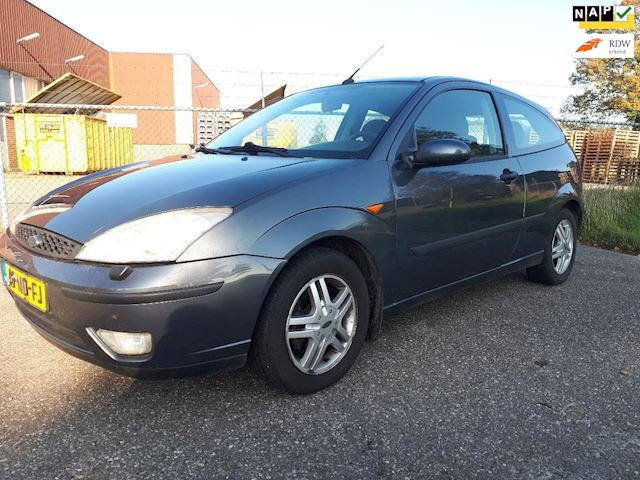 Ford Focus 1.6-16V Cool Edition MET A.P.K. TOT AUG 2020  AIRCO