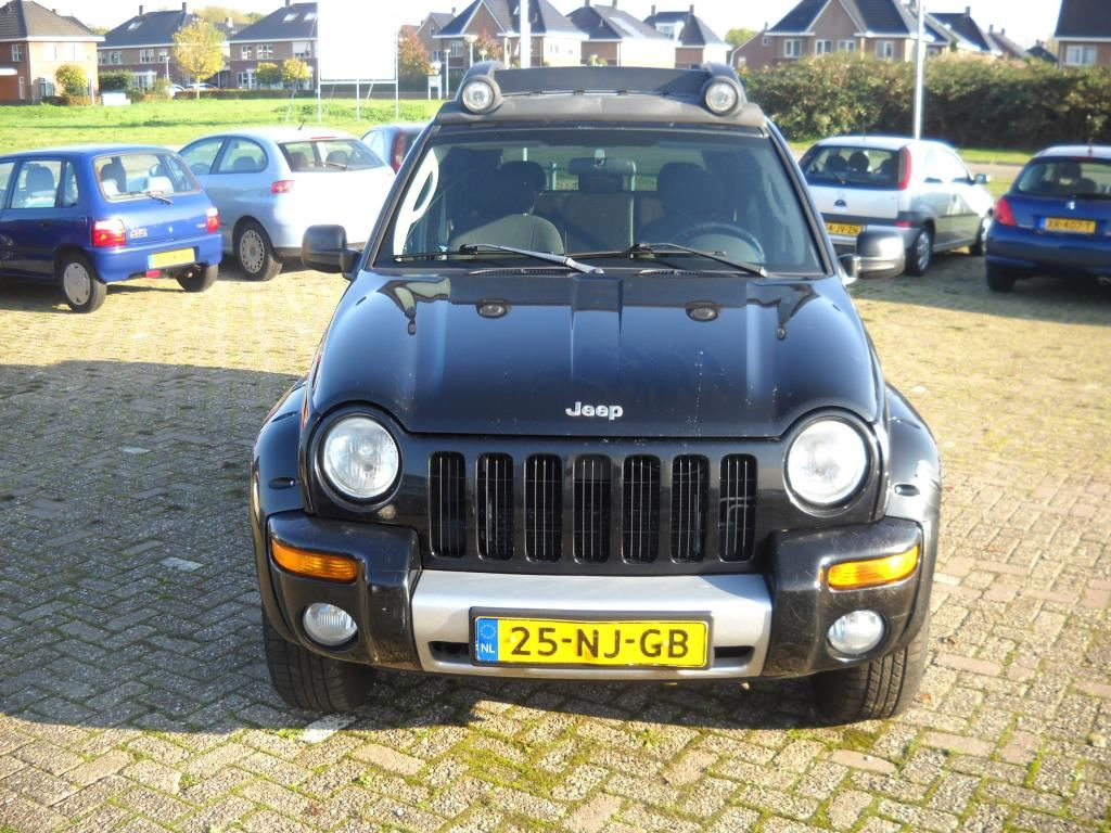 Jeep Cherokee occasion - Luttmer Autoservice