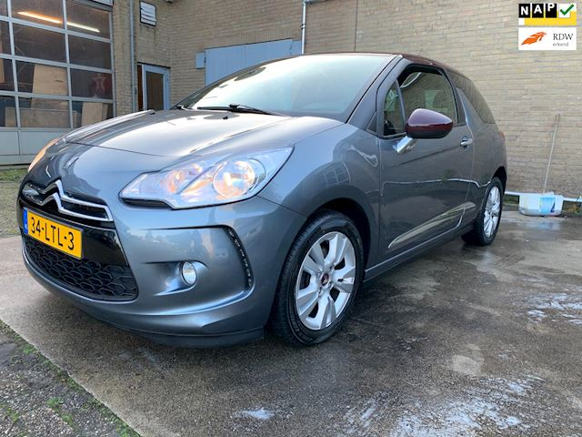 Citroen DS3 1.6 VTi So Chic Automaat/Navi/Climate ctrl.