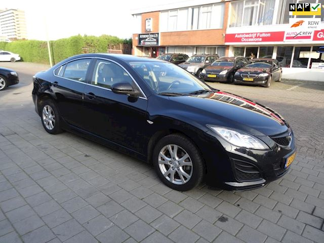 Mazda 6 1.8 Business /Sedan/Airco/Navigatie/LMV/Cruise/PDC