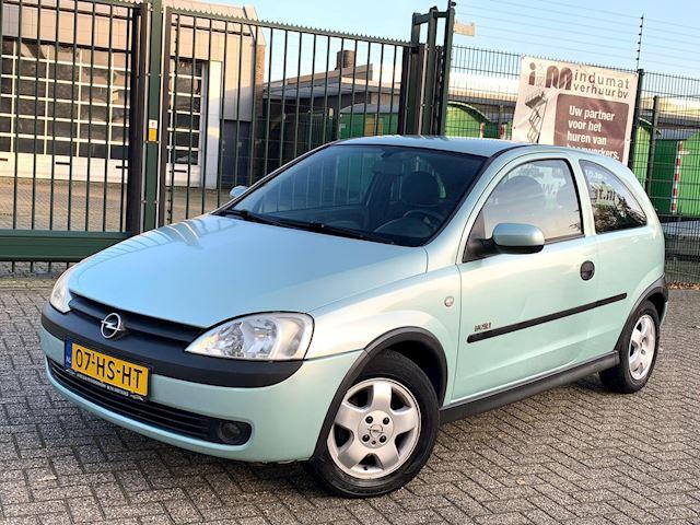 Opel Corsa 1.2-16V Elegance l AIRCO l LMV l APK 10-2020