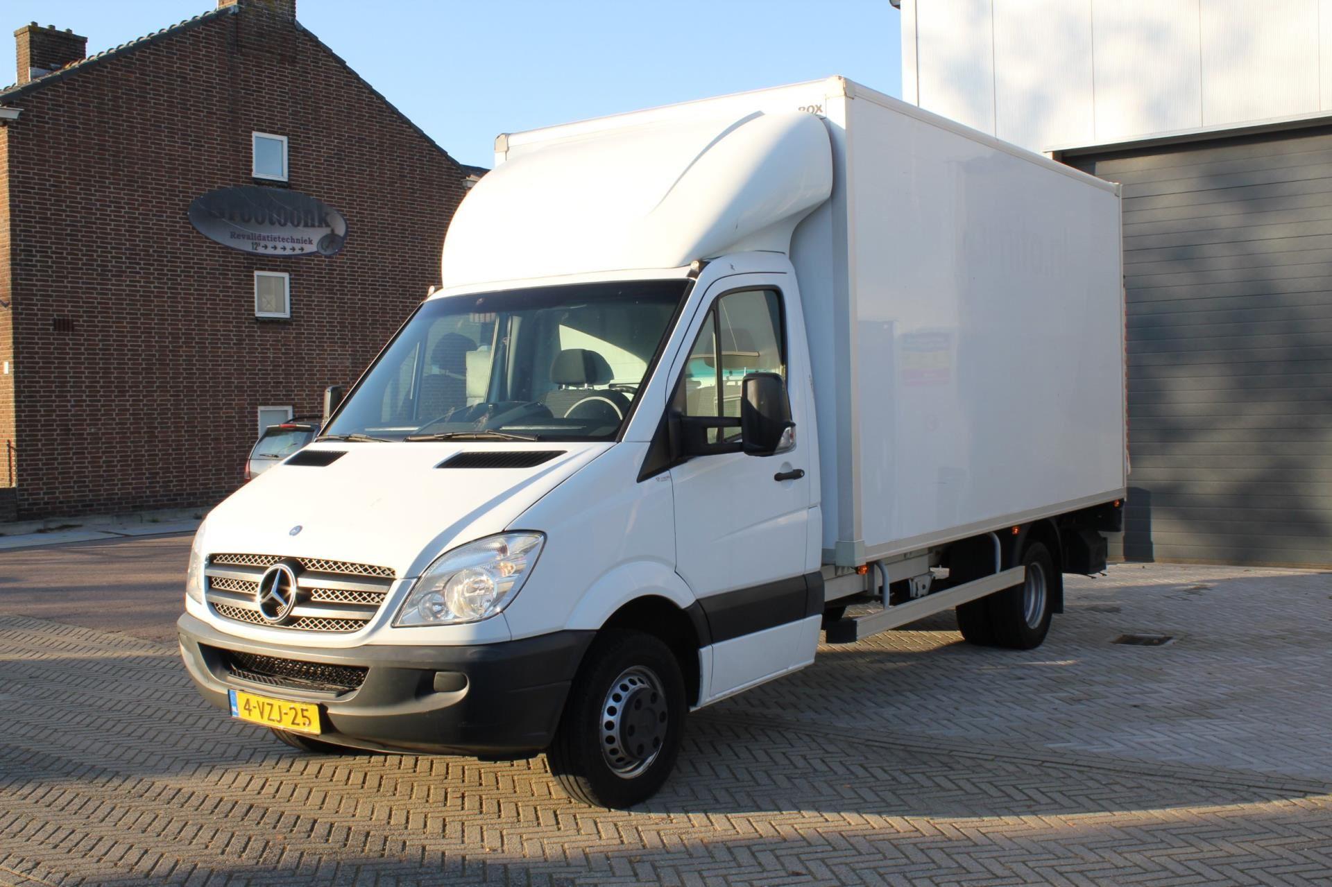 Mercedes-Benz Sprinter occasion - Autoflex Grootebroek