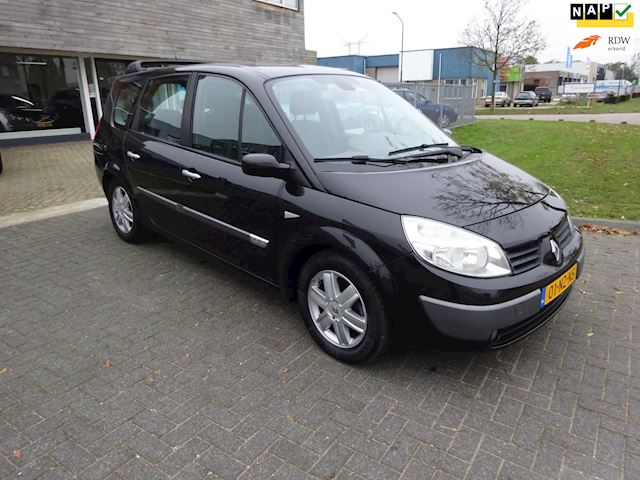 Renault Grand Scénic 2.0-16V Expression Luxe 7 persoons