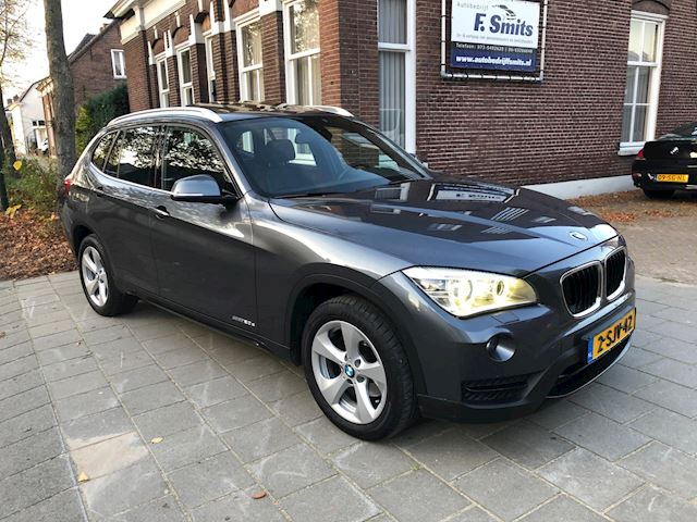 BMW X1 2.0d sDrive EfficientDynamics Upgrade Edition HIGH EXECUTIEVE LEER PANORAMA