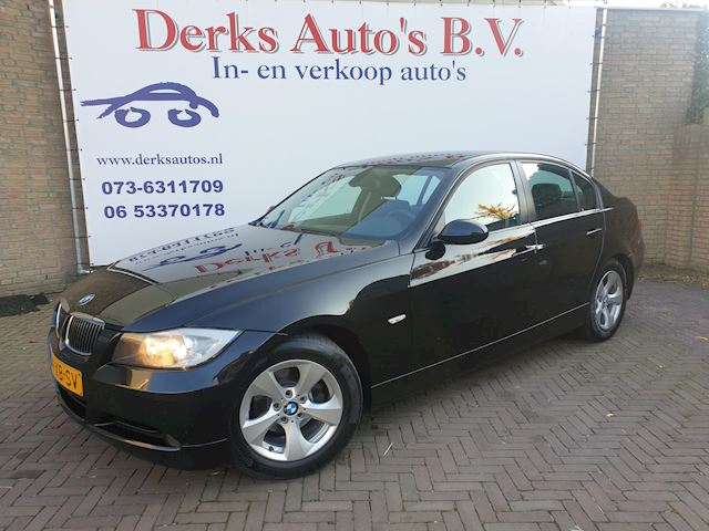 BMW 3-serie 318d High Executive Navi Clima Lmv