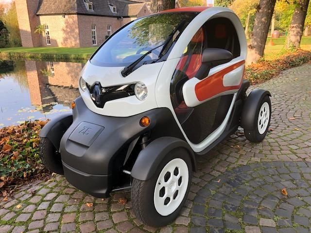 Renault Twizy occasion - Faassen Classic Cars