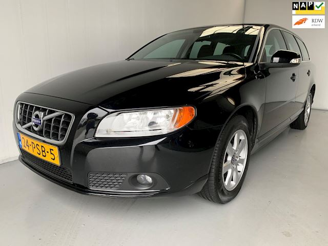 Volvo V70 1.6 T4 Kinetic Navigatie Climate+Cruise control