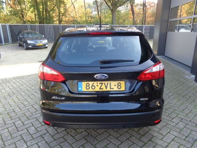 Ford Focus Wagon 1.6 TDCI ECOnetic Lease Titanium