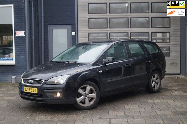 Ford Focus Wagon 1.6-16V First Edition / Elek-Pakket / Airco / Cruise / MOTOR TIKT