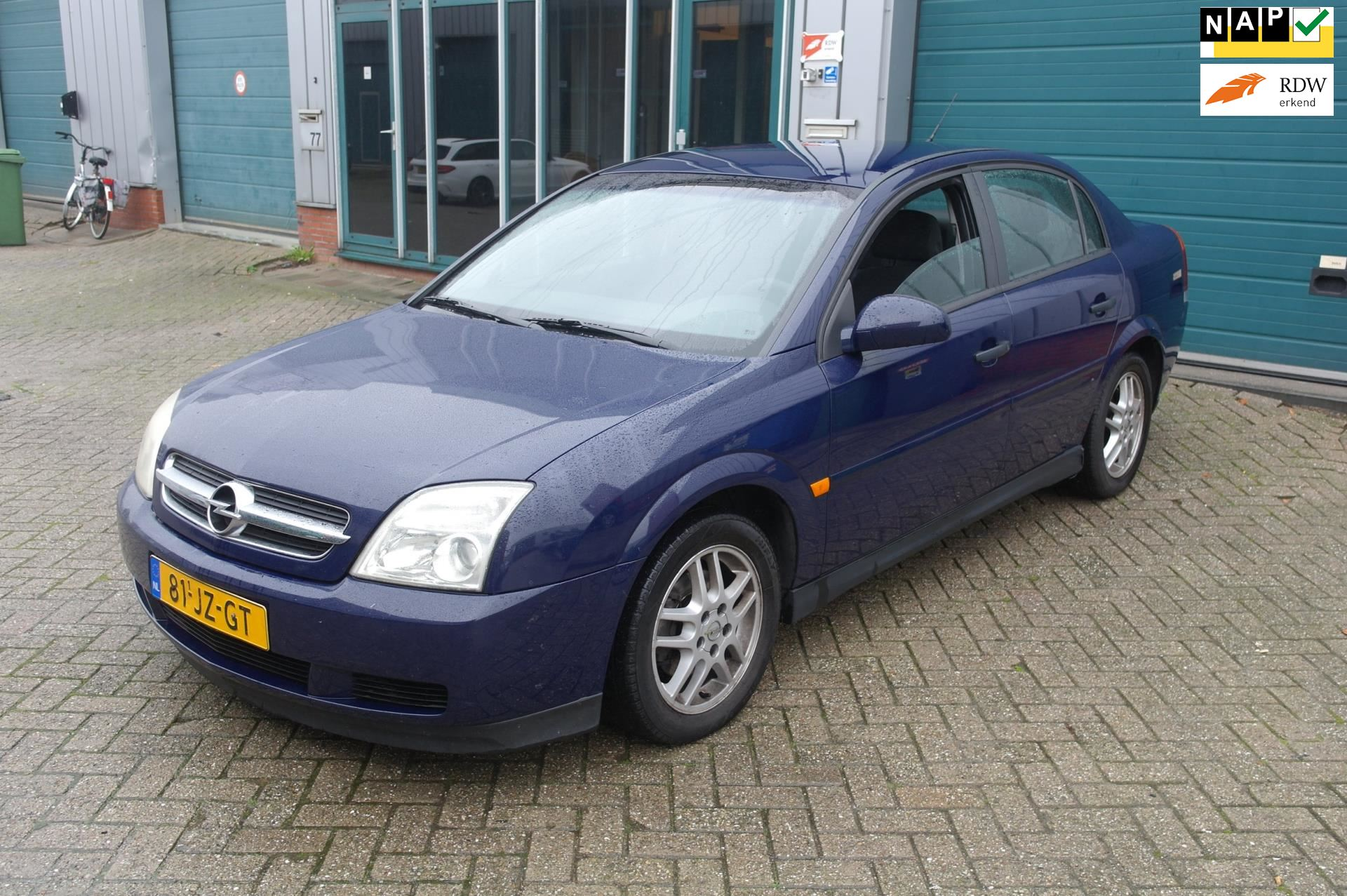 Opel Vectra occasion - Wolters Autohandel