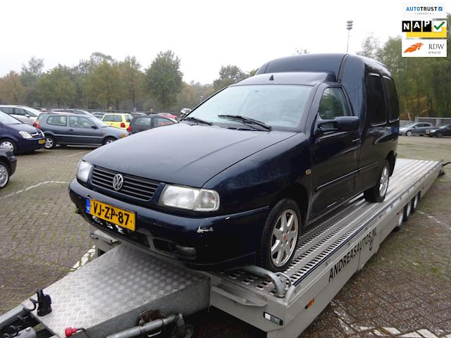 Volkswagen Caddy 1.9 SDI Custom GEEN APK (loop/sloop/export)