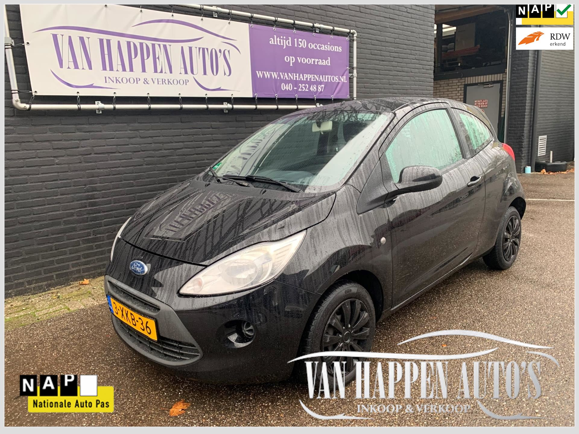 Ford Ka occasion - Van Happen Auto's