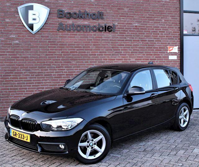 BMW 1-serie 116d Leer M-grille LED Essential Facelift 2015