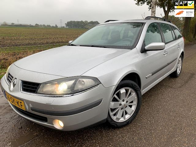 Renault Laguna Grand Tour 2.0-16V Tech Line