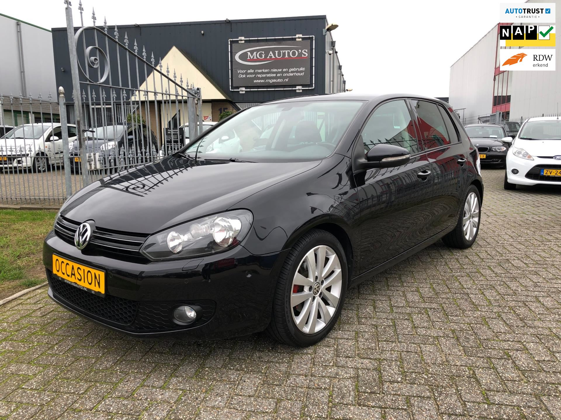 Volkswagen Golf occasion - MG Auto's