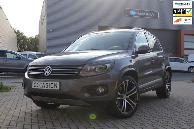 Volkswagen Tiguan 2.0 TSI Sport&Style 4motion R-line Edition