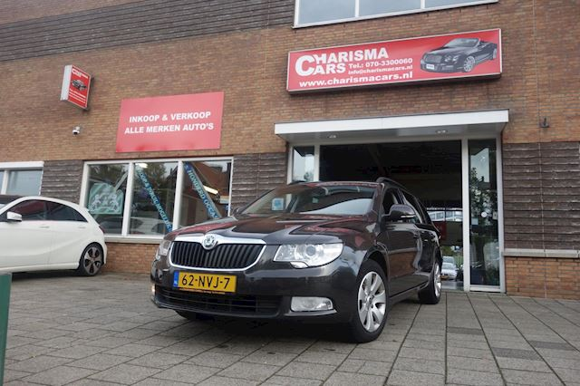 Skoda Superb Combi 2.0 TDI Comfort Business Line