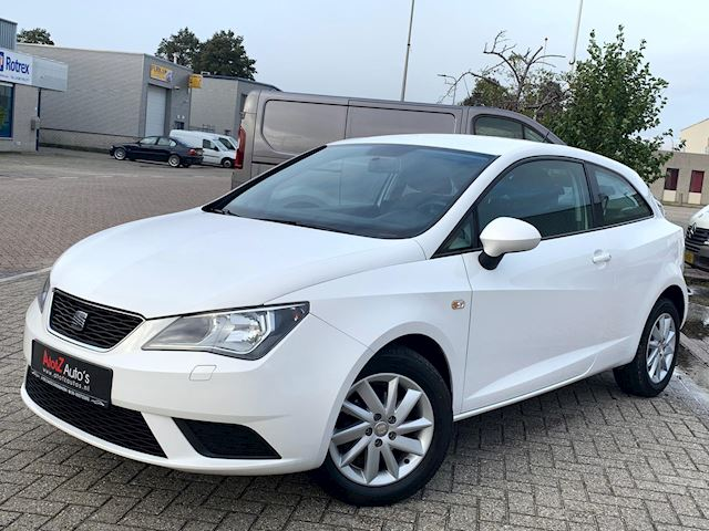 Seat Ibiza SC 1.4 Style CLIMATE l CRUISE l STOELVERW l PDC