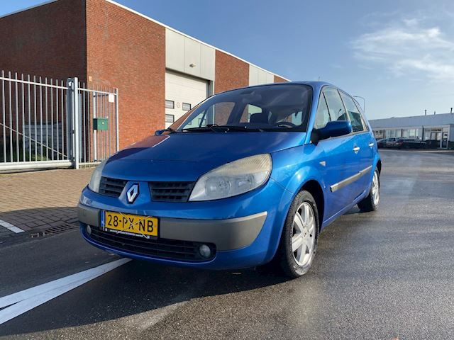 Renault Scénic 1.6-16V Expression Comfort / Automaat / climate