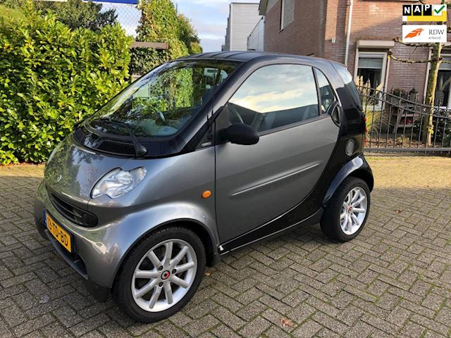 Smart Fortwo coupé 0.7 pure 37
