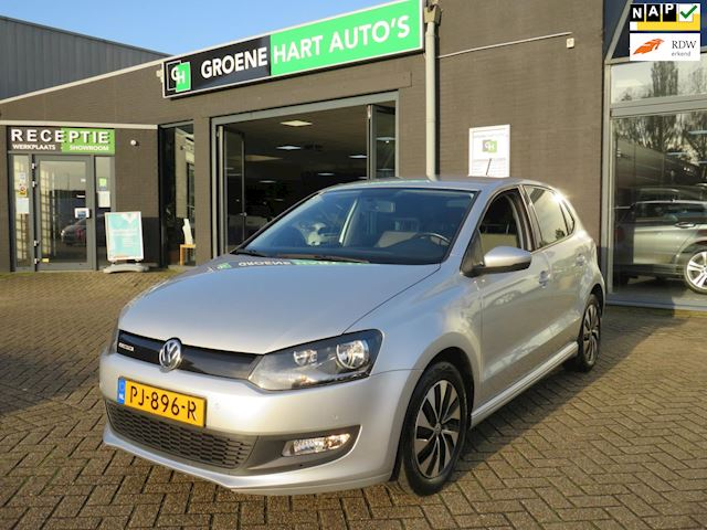 Volkswagen Polo 1.0 BlueMotion Edition /1E EIG/5-DRS/AIRCO/PDC/NL-AUTO/NAP!!