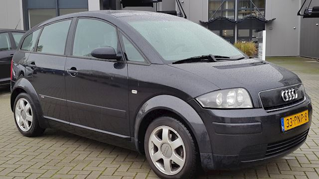 Audi A2 occasion - Weerterveld Auto's