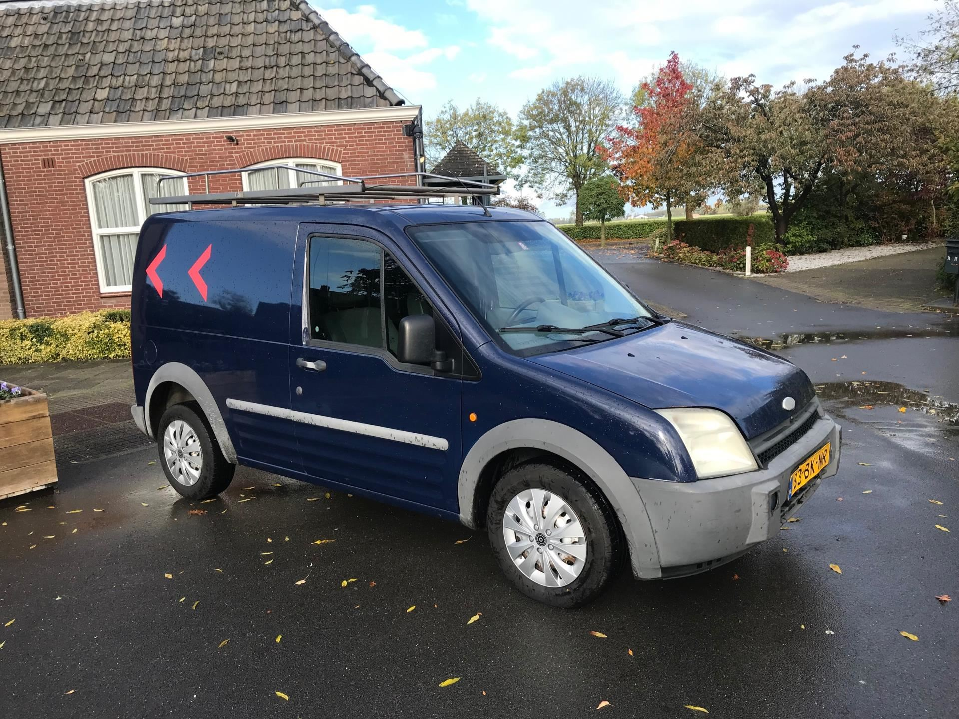 Ford Transit Connect occasion - AB Automobielen