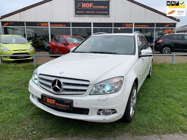 Mercedes-Benz C-klasse Estate 180 K BlueEFFICIENCY Avantgarde NAVI / XENON / LEDER