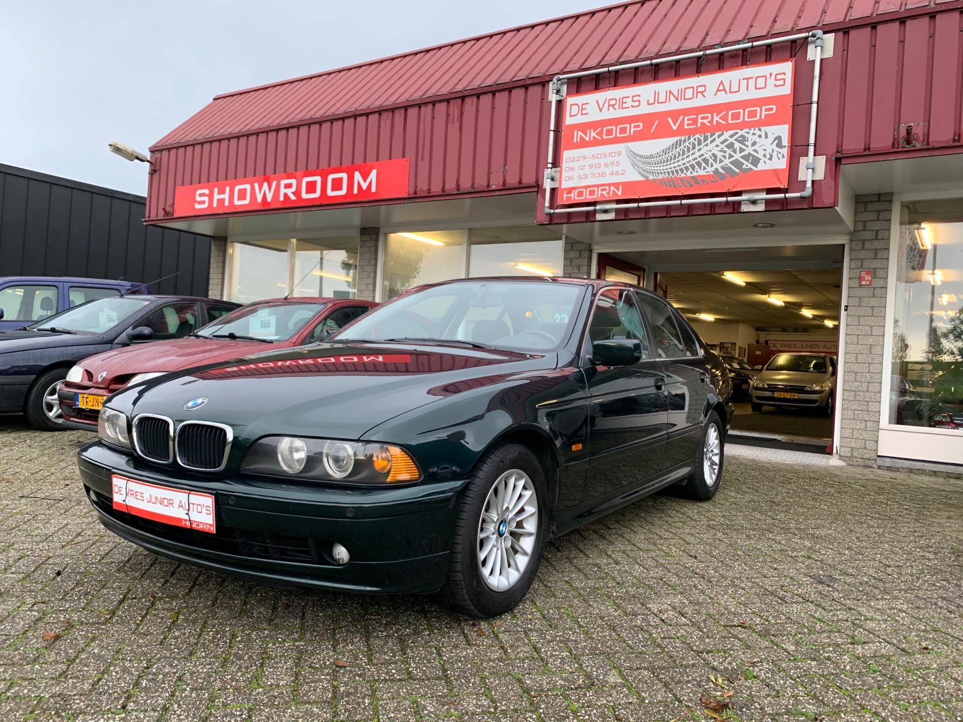 BMW 5-serie occasion - De Vries Junior Auto's