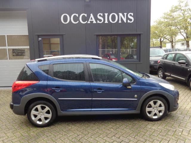 Peugeot 207 SW Outdoor 1.6 VTi