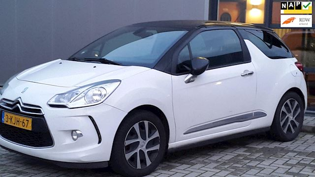 Citroen DS3 1.4 e-HDi Chic Automaat