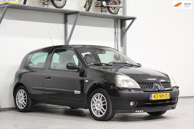 Renault Clio 1.6-16V Initiale   Luxe   NAP   Nwe APK