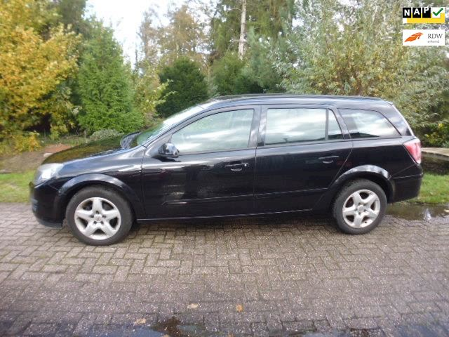 Opel Astra Wagon 1.8 Edition Airco, cruisecontrol, trekhaak