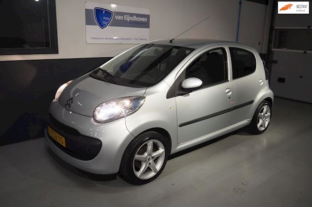 Citroen C1 1.0-12V Sduction 5DRS  Airco  LMV
