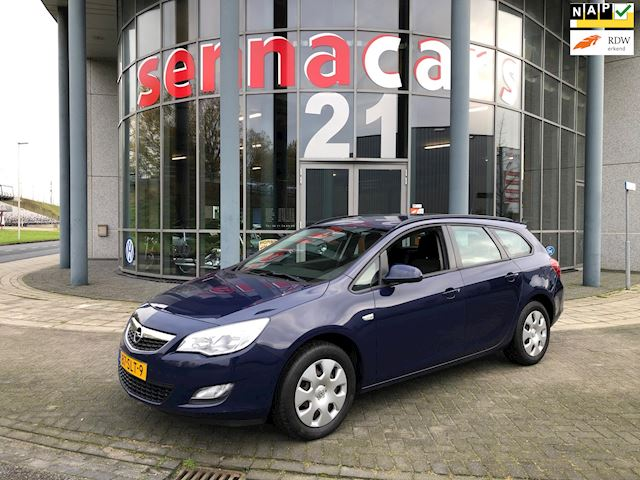 Opel Astra Sports Tourer 1.4 Edition - Airco - Topstaat - Inr Mog !!