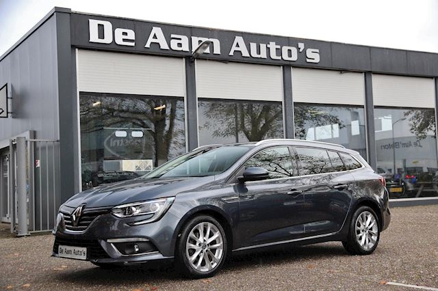 Renault Mégane Estate 1.2 Tce Intens Navi Led