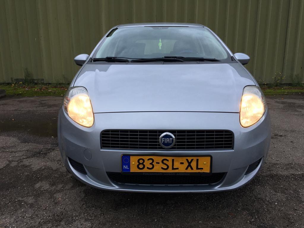 Fiat Grande Punto occasion - Autobedrijf Loven