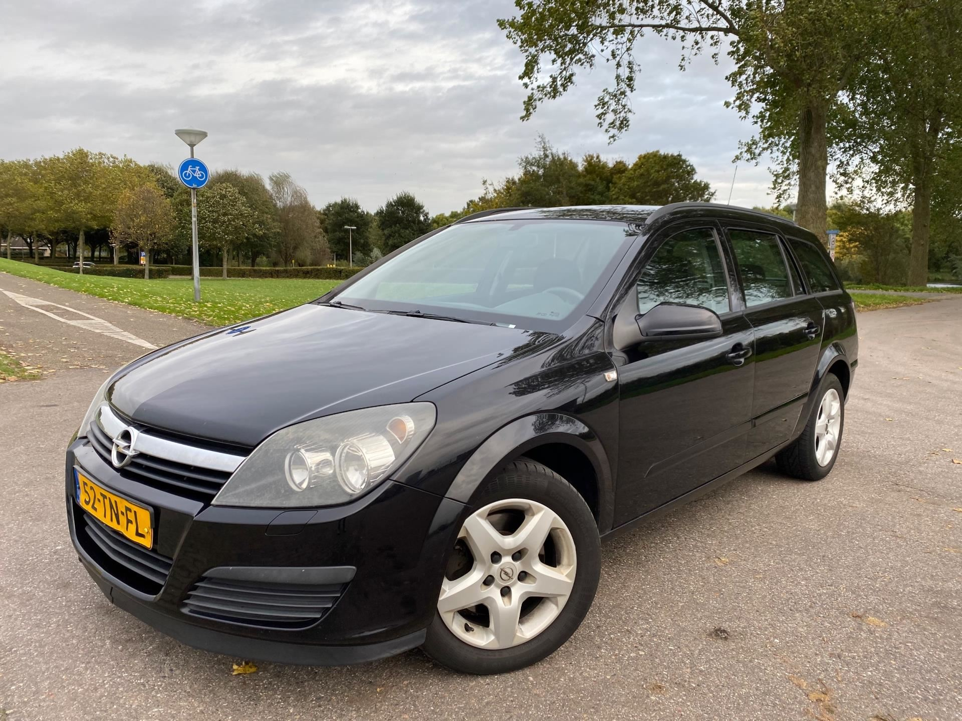 Opel Astra Wagon occasion - VERMEER OCCASIONS