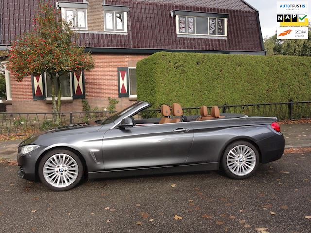 BMW 4-serie Cabrio 428i Automaat High Executive